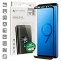 4smarts Colour Frame Glass Samsung Galaxy S9+ Screen Protector - Black