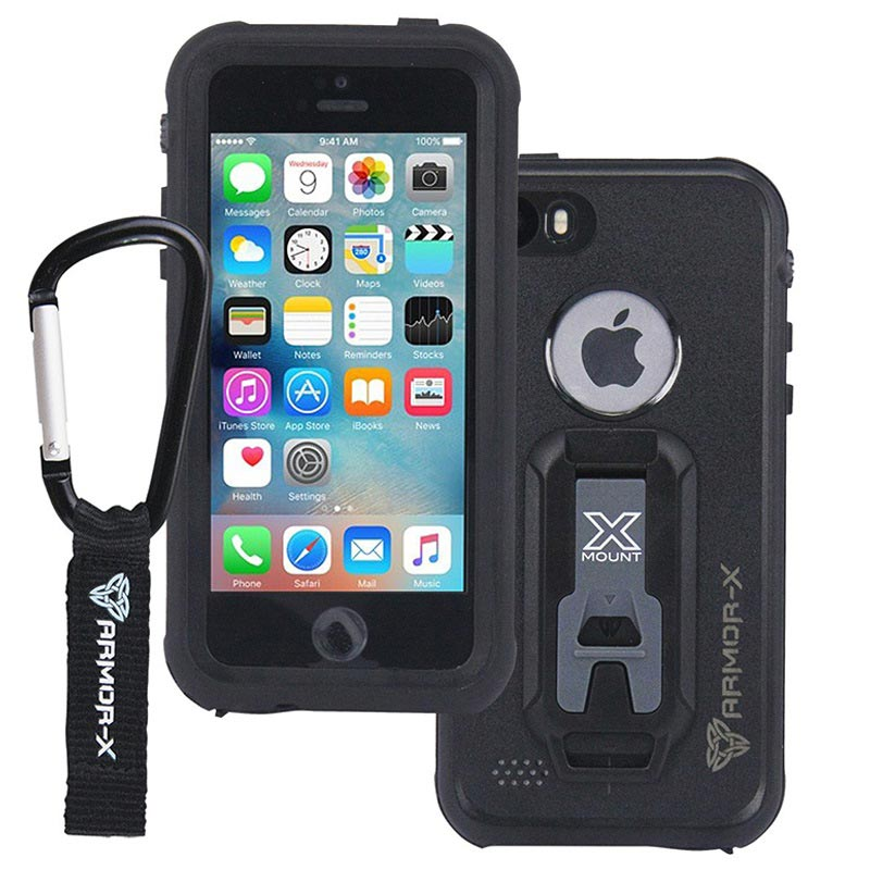 custodia iphone waterproof