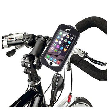 Supporto da Bici per iPhone 6 / 6S con custodia impermeabile