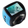 Discovery Adventures Territory 360° HD WiFi Action Camera - Black / Blue