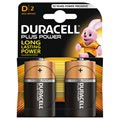 Batteria D Duracell Plus Power 023253 - 1.5V - 1x2