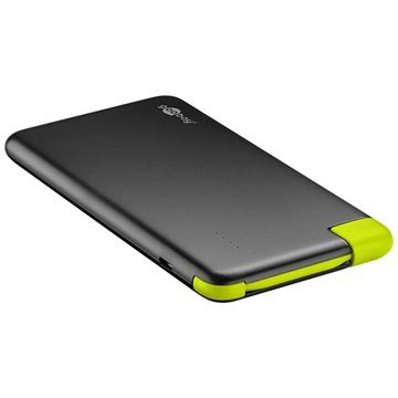 Power Bank Goobay Slim da 4000mAh - Nero