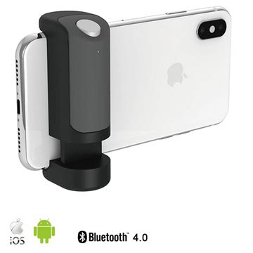 Otturatore per Fotocamera Bluetooth Just Mobile ShutterGrip