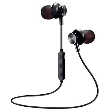 Auricolari Wireless In-Ear Bluetooth Magnetiche M6