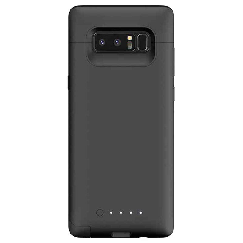 Custodia con Batteria Mophie Juice Pack per Samsung Galaxy Note 8 - Nero