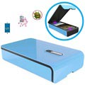 Multifunctional UV Smartphone Sterilizer - Blue