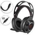 Cuffie Gaming con LED Onikuma M190 Mega Bass - Nero