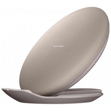 Base di Ricarica Wireless Fast Charge Samsung EP-PG950BD - Marrone