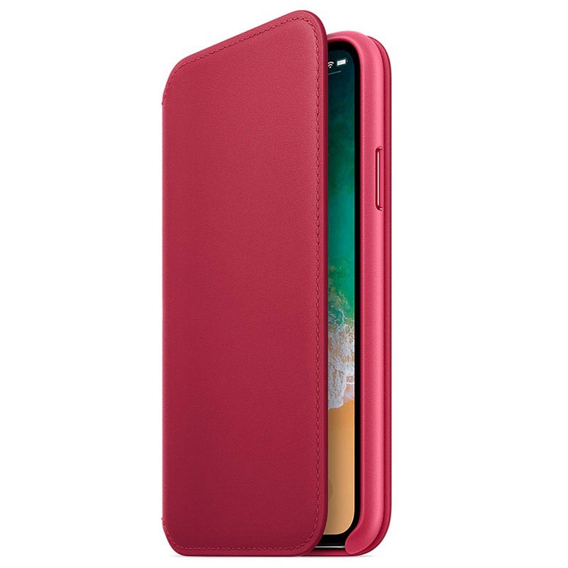 iphone x custodia folio