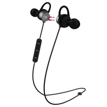 Auricolari Stereo Bluetooth Puro Attraction - Grigio Siderale e7808f9debf2
