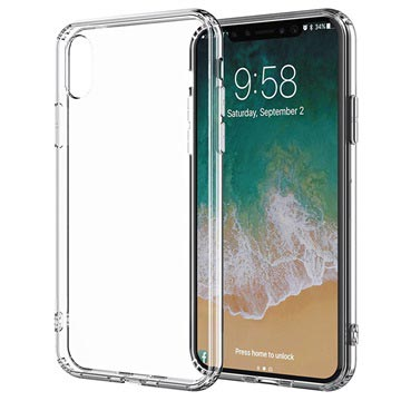 Custodia Puro Clear Series per iPhone XR - Trasparente