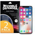 Salvaschermo Ringke Invisible Defender per iPhone X / iPhone XS