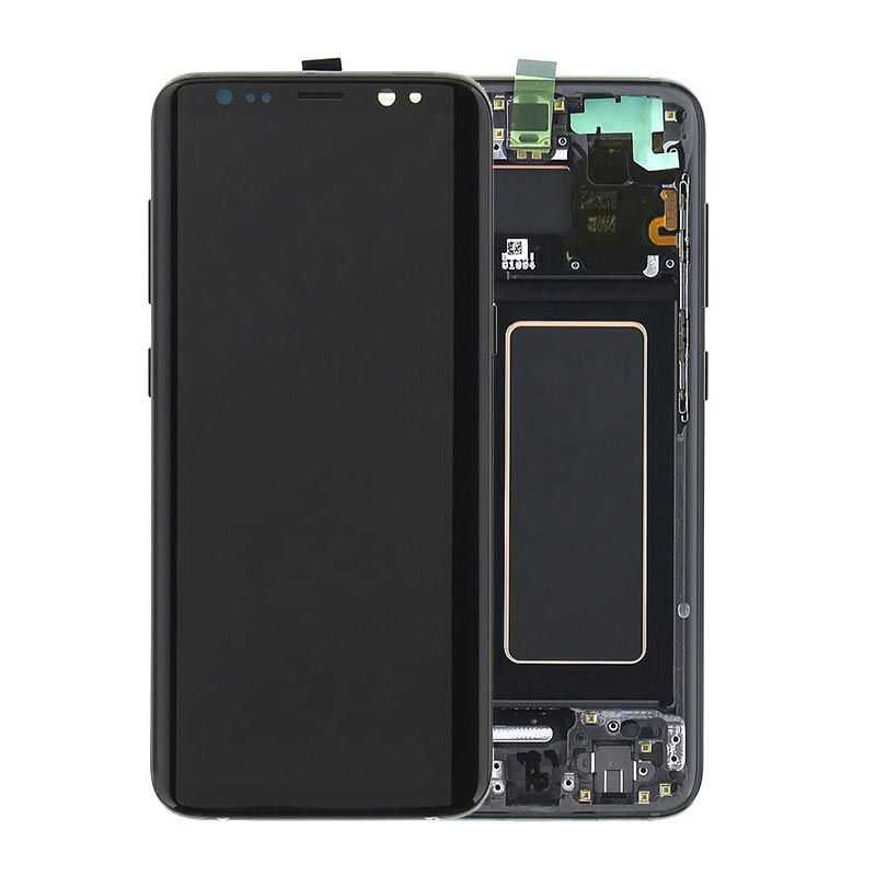 Cover Frontale con Display LCD GH97-20457A per Samsung Galaxy S8