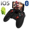 Bluetooth Gamepad Controller Shinecon C04 con Supporto - Android, iOS
