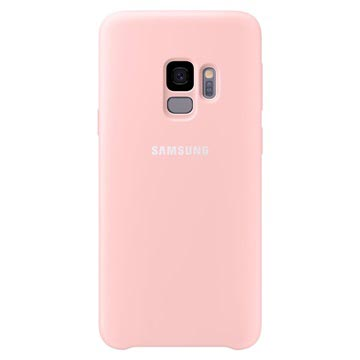 Samsung Galaxy S9 Silicone Cover EF-PG960TPEGWW - Pink