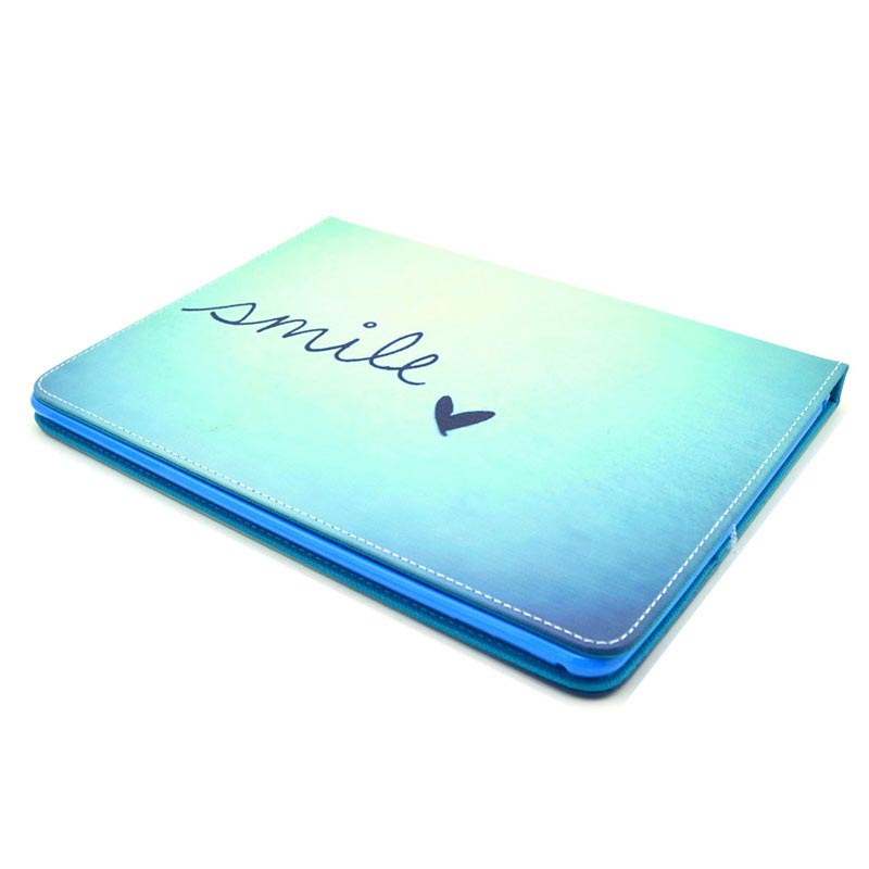 Custodia Smart a Libro per iPad Air 2 - Smile