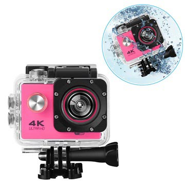 ACTION CAM SPORTS SJ60 IMPERMEABILE 4K WIFI