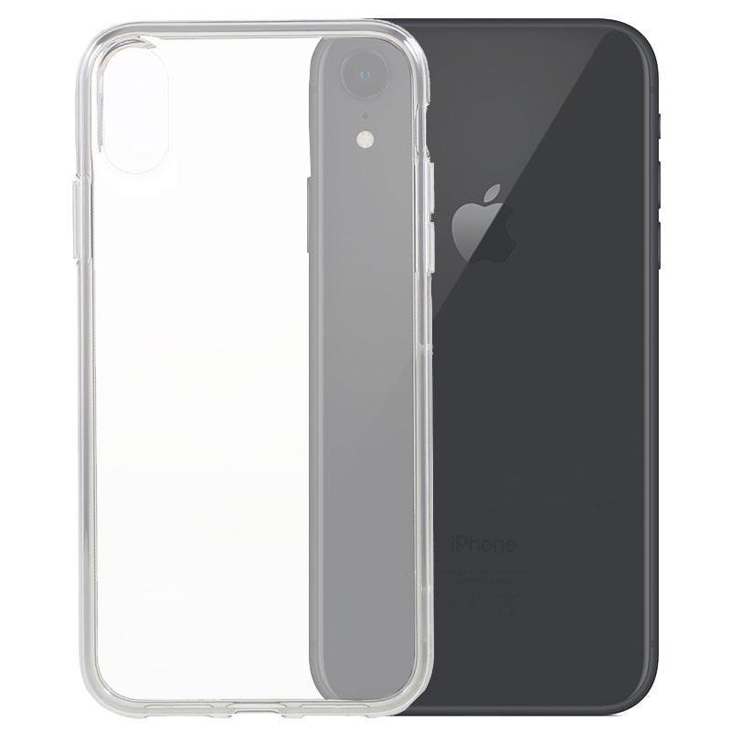 CoverTpu Cover per iPhone XR Bianco Cover per iPhone XR Silicone