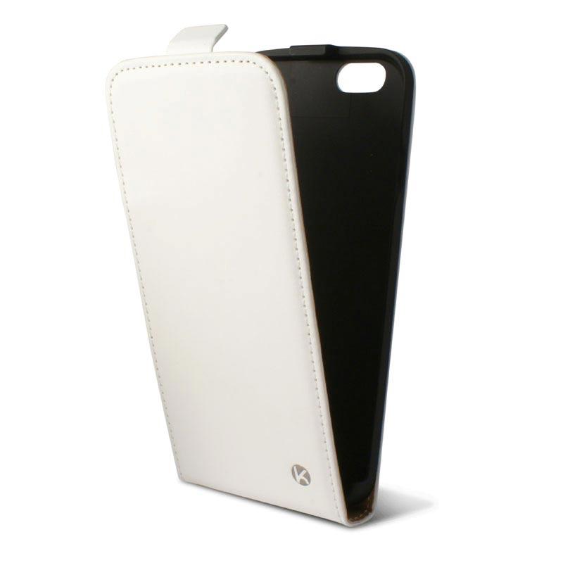 custodia pelle bianca iphone 6